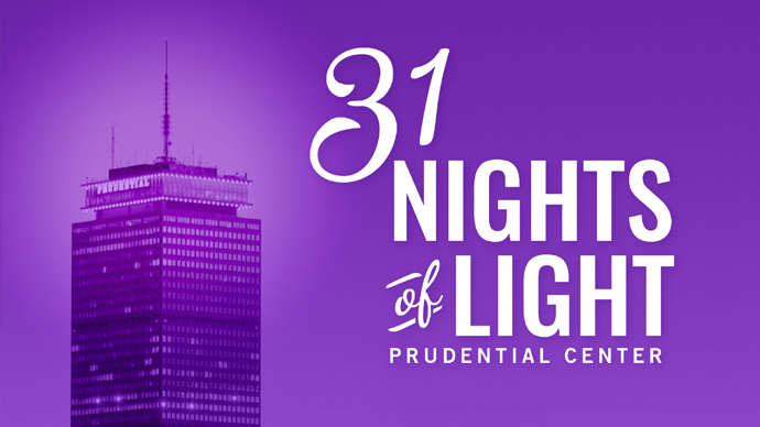 31 Nights of Light raising awareness about the disease of addiction
