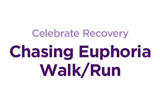 celebrate recovery chasing euphoria walk run 1