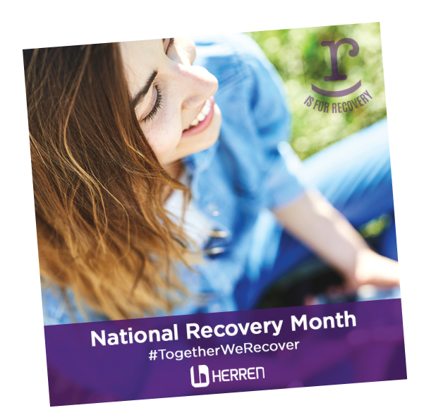 herren project recovery month facebook profile frame